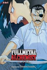 Fullmetal Alchemist (3-in-1 Edition), Vol. 8 by Hiromu Arakawa