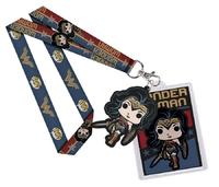 DC Comics: Wonder Woman Movie - Wonder Woman Pop! Lanyard