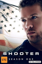 Shooter - Season 1 on DVD