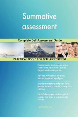 Summative Assessment Complete Self-Assessment Guide by Gerardus Blokdyk image