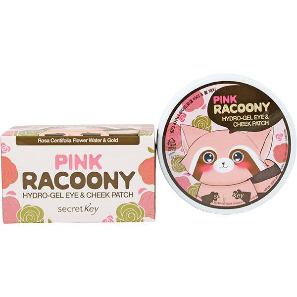 Secret Key - Pink Racoony Hydro-gel Eye & Cheek Patch