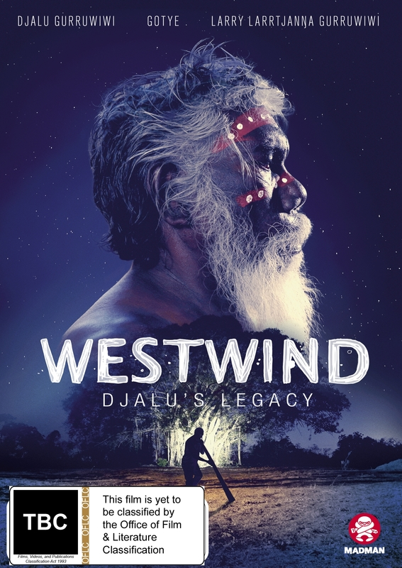 Westwind: Djalu's Legacy on DVD