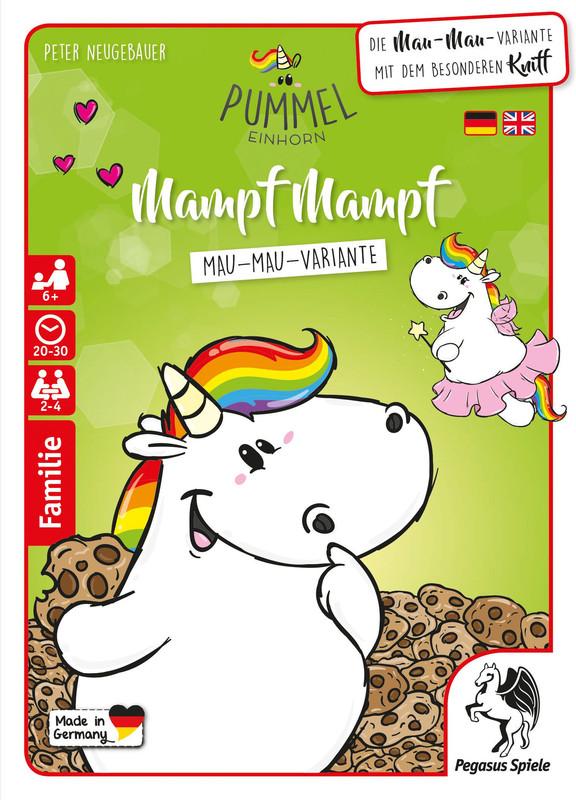 Pummeleinhorn - Mampf Mampf