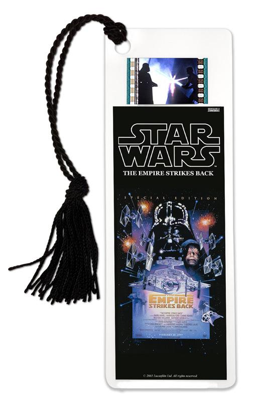 FilmCells: Film Cell Bookmark - Star Wars V (The Empire Strikes Back)