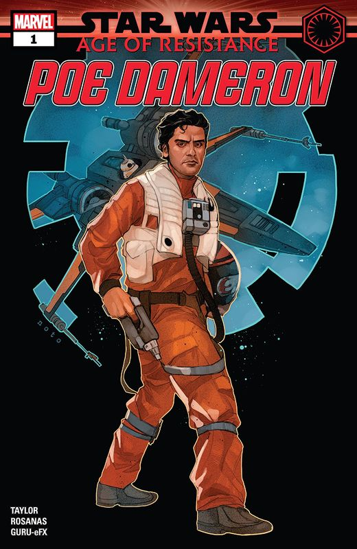 Star Wars: Age Of Resistance - Poe Dameron - #1 by Tom Taylor