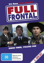Full Frontal (1993) - Series 3: Vol. 1 (3 Disc Set) on DVD