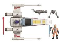 Star Wars: Mission Fleet - Luke Skywalker X-Wing Fighter