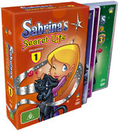Sabrina's Secret Life: Collection 1 (3 Disc) on DVD