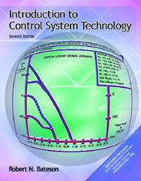 Introduction to Control System Technology by Robert N Bateson image