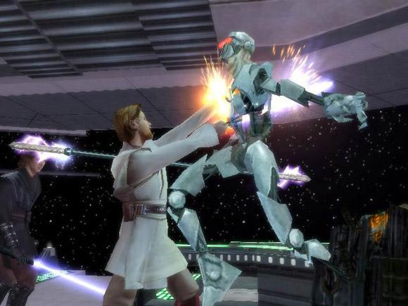 Star Wars Episode III Revenge of the Sith for Xbox image