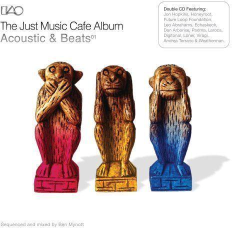 The Just Music Café Album : Acoustic & Beats 01 (2CD) by Various