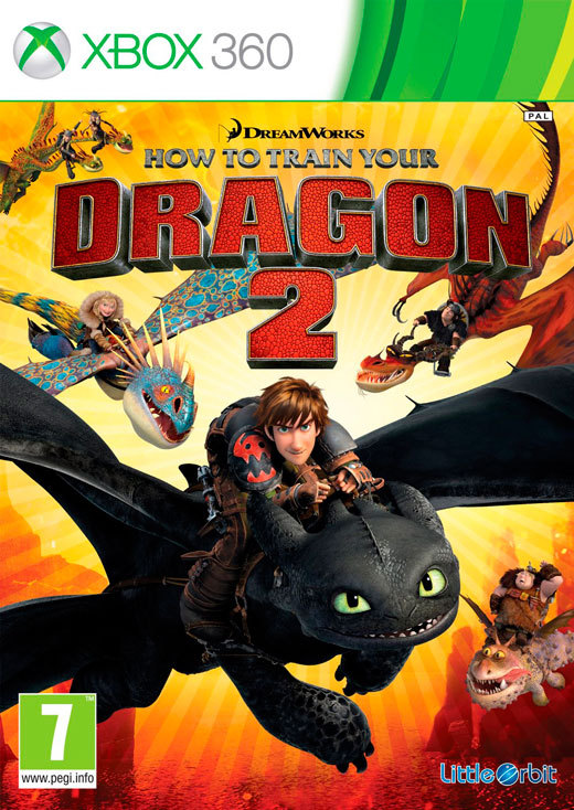 How To Train Your Dragon 2 for Xbox 360