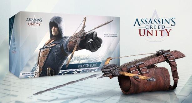 Assassin's Creed Unity Phantom Blade Replica image