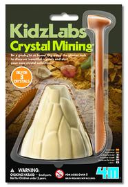 4M: Science Mini Science - Crystal Mining