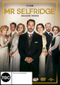 Mr Selfridge - Season Three on DVD