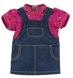 Corolle: Les Cherie - Denim Overalls Dress