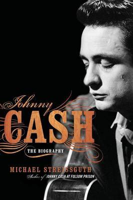 Johnny Cash by Michael Streissguth image
