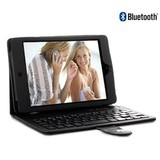 8Ware: iPad Mini Case Folio with Bluetooth Keyboard