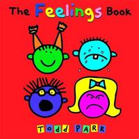 The Feelings Book by Todd Parr image
