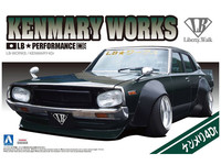 Aoshima: 1/24 LB Works Ken & Mary 4Door 2015 Ver. Model Kit