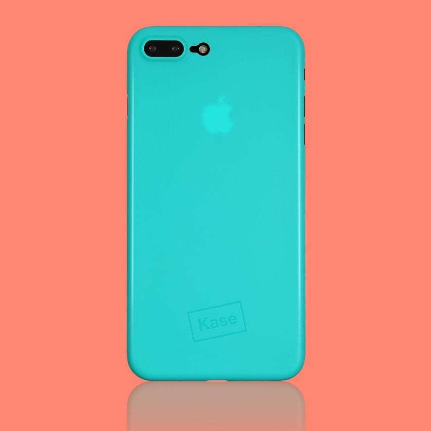 Kase Go Original iPhone 8 Plus Slim Case- Minted image