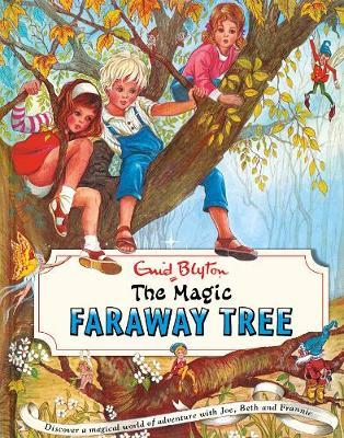 The Magic Faraway Tree Vintage by Enid Blyton image