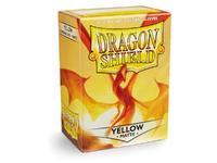 Dragon Shield Matte Yellow Sleeves