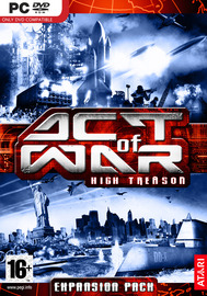 Act of War: High Treason image