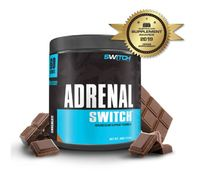Adrenal Switch - Magnesium Adrenal Support Formula - Chocolate (60 Serves)