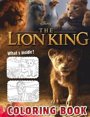 Lion King Coloring Book by Smiling Kid