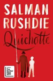 Quichotte by Salman Rushdie image
