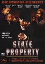 State Property on DVD