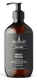 Sukin for Men Body Wash (500ml) image