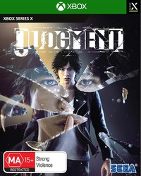 Judgment for Xbox Series X