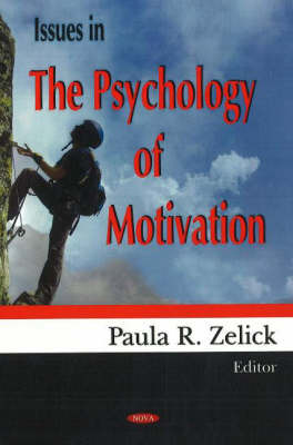 Issues in the Psychology of Motivation image