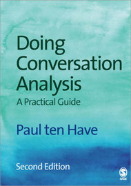 Doing Conversation Analysis by Paul Ten Have image