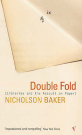 Double Fold by Nicholson Baker image