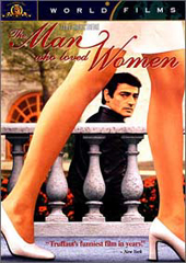 The Man Who Loved Women on DVD