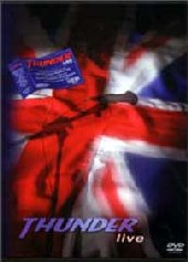 Thunder - Live on DVD