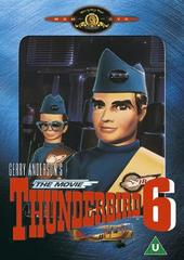 Thunderbirds 6 - The Movie on DVD