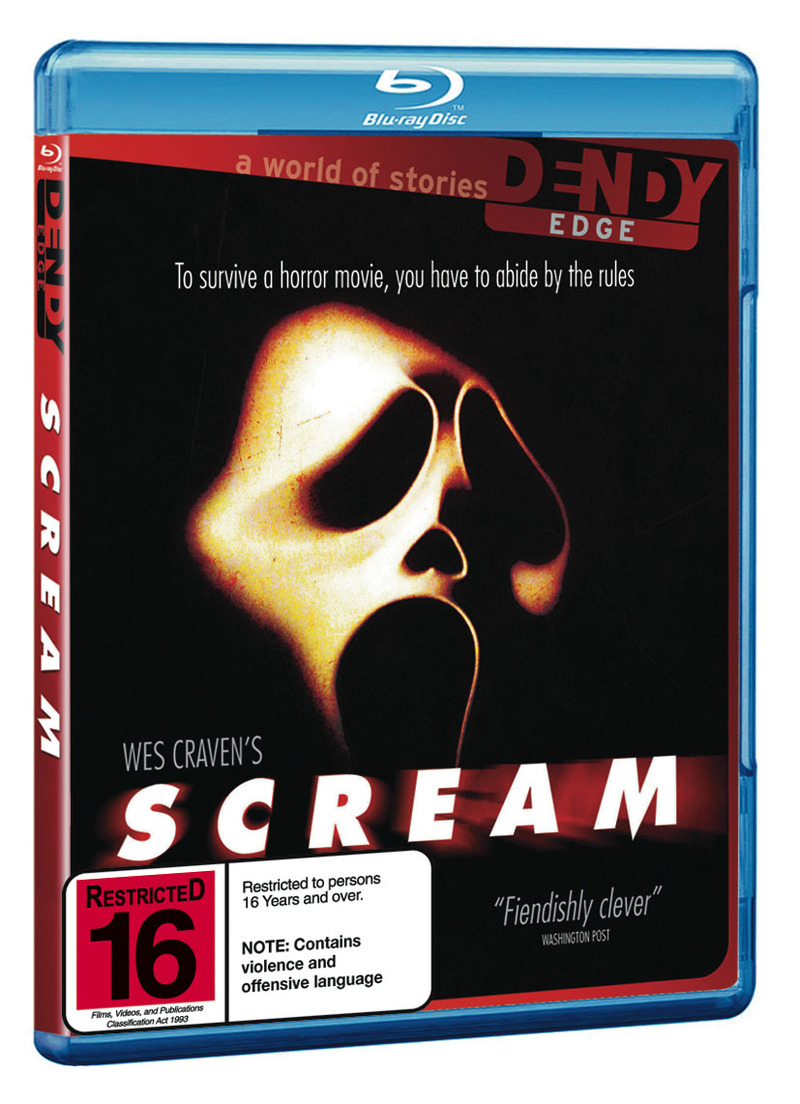 Scream (Wes Craven's) on Blu-ray image