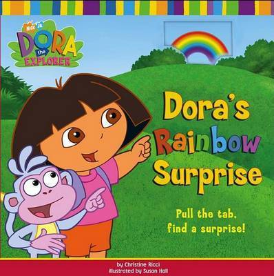 Doras Rainbow Surprise Board/P by Ricci Christine Dora Th