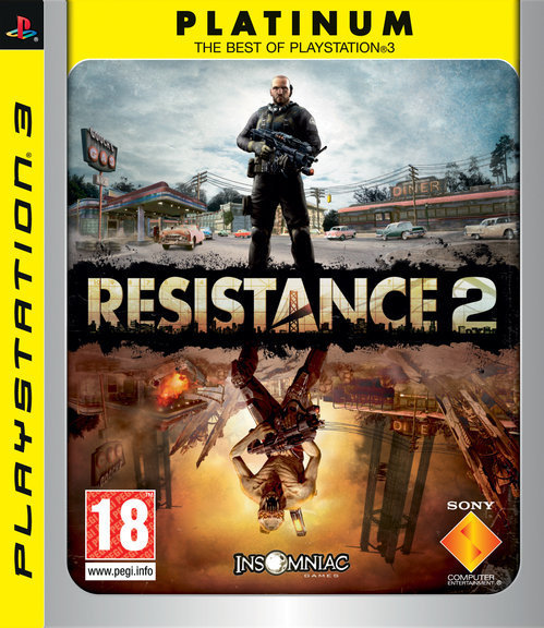 Resistance 2 (Platinum) for PS3