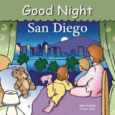 Good Night San Diego by Adam Gamble