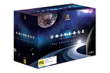 The Universe Collection - The Deluxe Edition Box Set on DVD