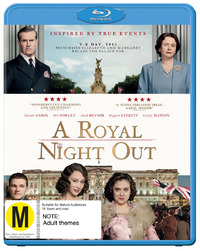 A Royal Night Out on Blu-ray
