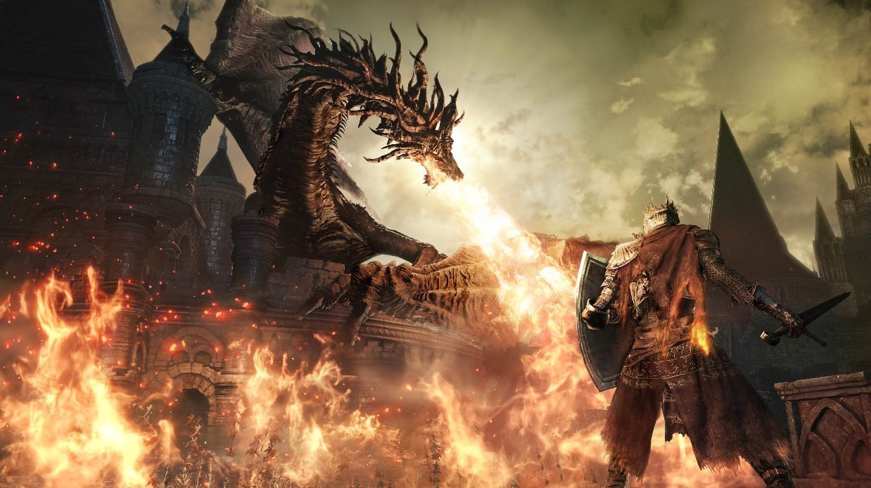 Dark Souls III for Xbox One image