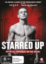 Starred Up on DVD