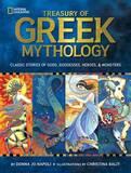 Treasury of Greek Mythology by Donna Jo Napoli
