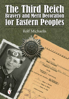 Third Reich Bravery and Merit Decoration for Eastern Peles by Rolf Michaelis